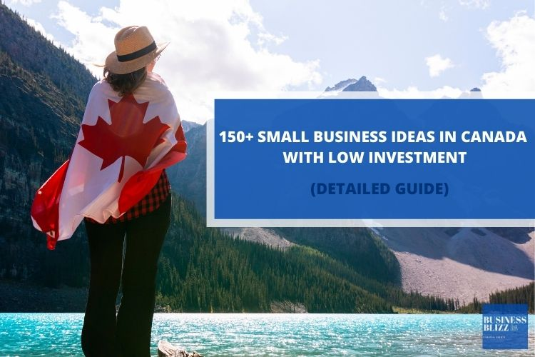 150+ Small Business Ideas In Canada With Low Investment In 2021