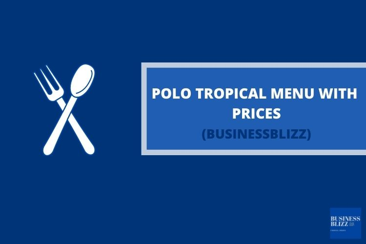 Pollo Tropical Menu With Prices